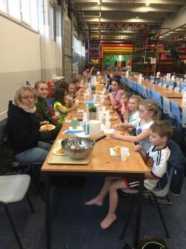 Faschingsfeier der Turnkinder - Februar 2018