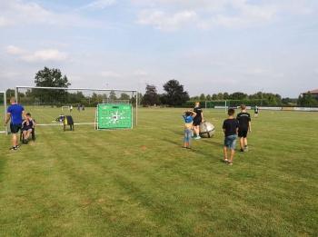 Aktionstag der Fußballjunioren