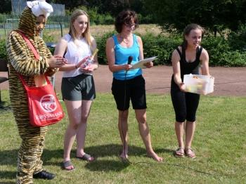 50 Jahren Kinderturnen - Turntigerwettbewerb