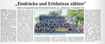 Gothia Cup 2018