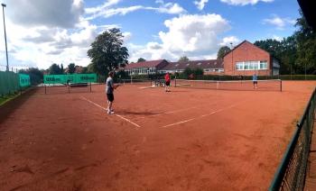 Vereinsmeisterschaften Tennis